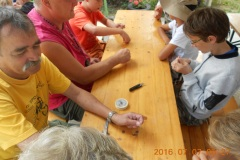 Gyermek horgásztábor 2016